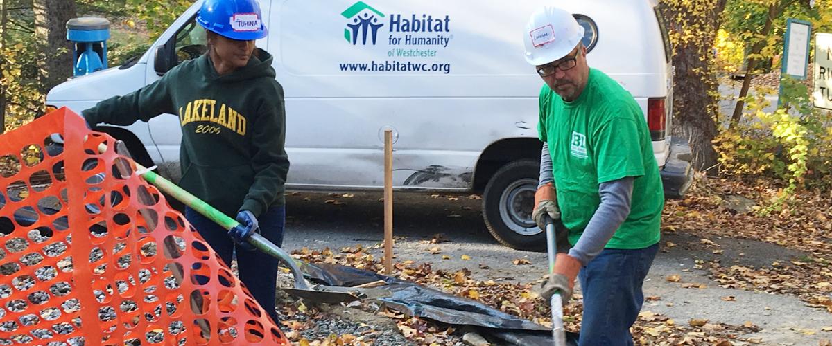 habitat cleanup